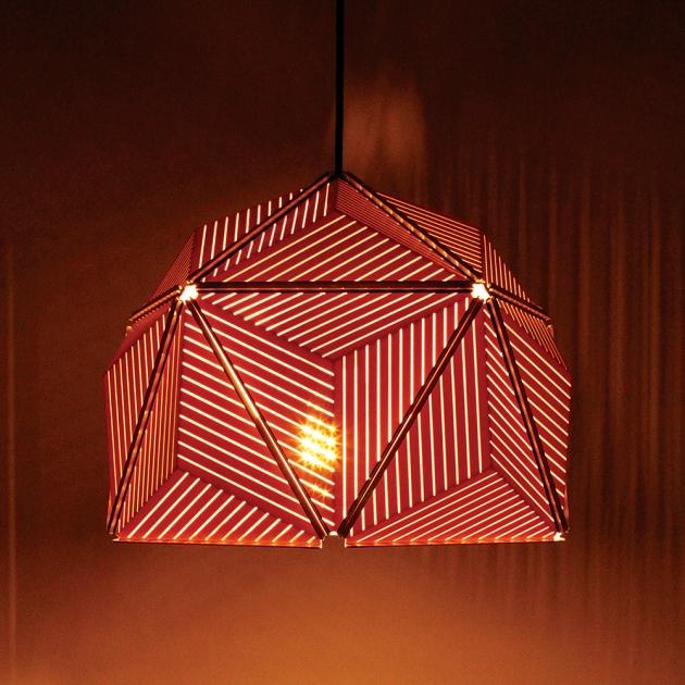 QUALY 三角幾何-燈罩 (2色) 6