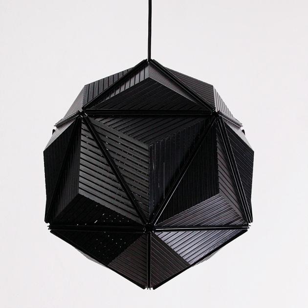 QUALY 三角幾何-燈罩 (2色) 3