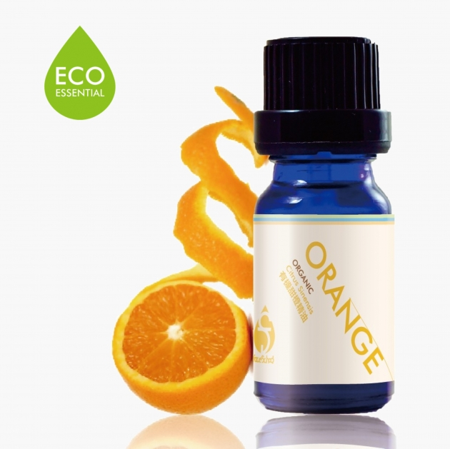 Orange Essential Oil 1