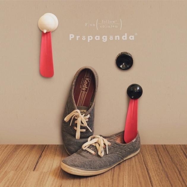 Propaganda Mr. P-舌拔 (2色) 3
