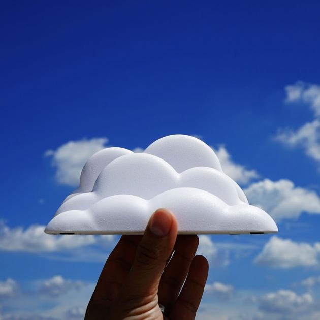 QUALY 朵朵雲兒支架 3