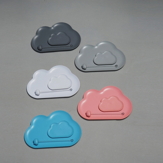 QUALY 朵朵雲兒置物盤 (5色) 9