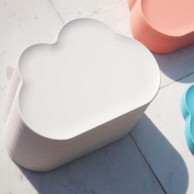 QUALY 朵朵雲兒置物盤 (5色) 7