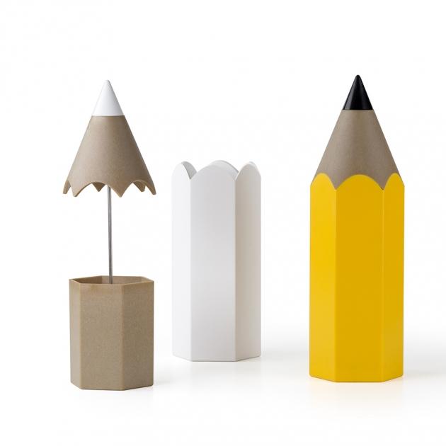 QUALY 鉛筆筆筒 (2色) 4