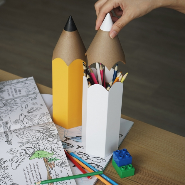 QUALY 鉛筆筆筒 (2色) 6