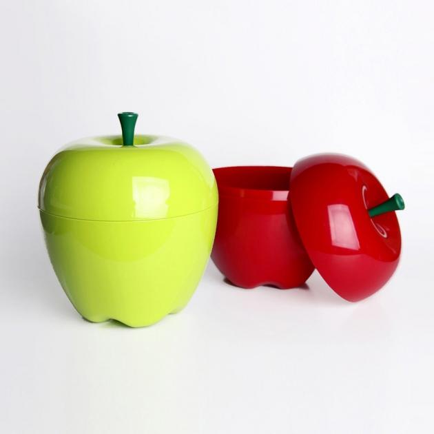 QUALY 迷你蘋果盒 (2色) 6