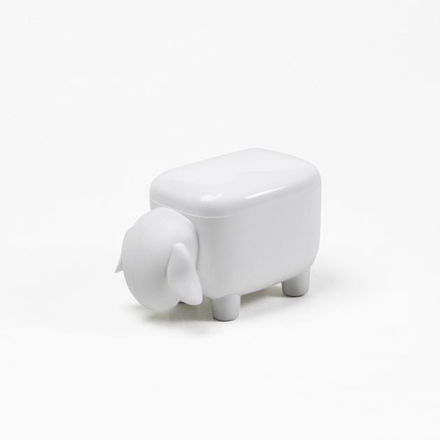 QUALY 小咩咩置物盒 (4色) 1