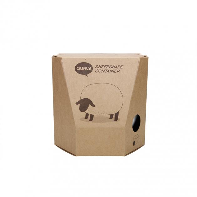QUALY 胖咩咩-置物盒 (2色) 3