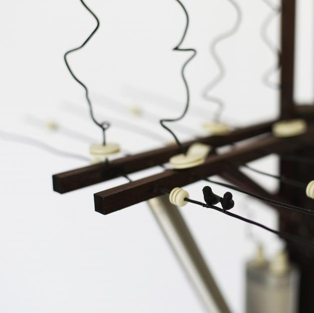 雲海木創 Street Lamp 早期路燈 ( 擺飾氣氛燈 ) 3