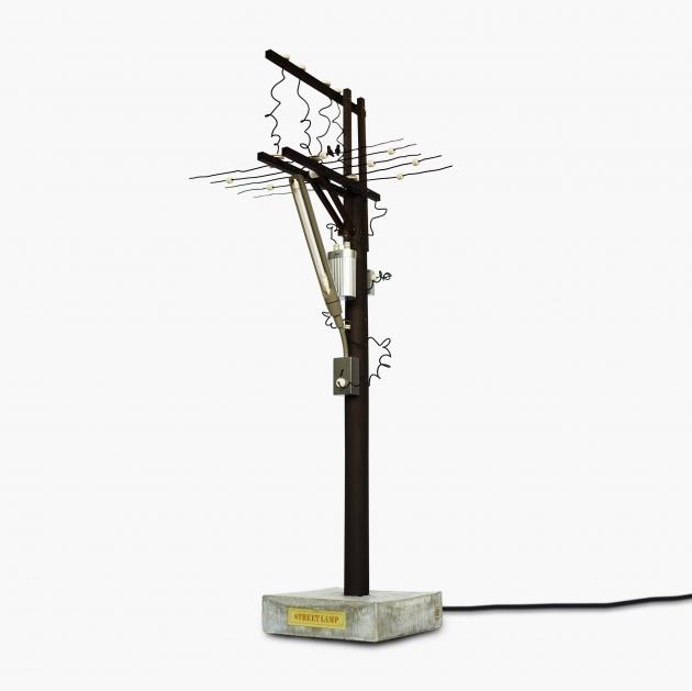 雲海木創 Street Lamp 早期路燈 ( 擺飾氣氛燈 ) 1
