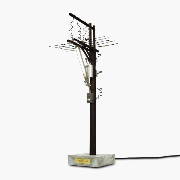 雲海木創 Street Lamp 早期路燈 ( 擺飾氣氛燈 ) 2