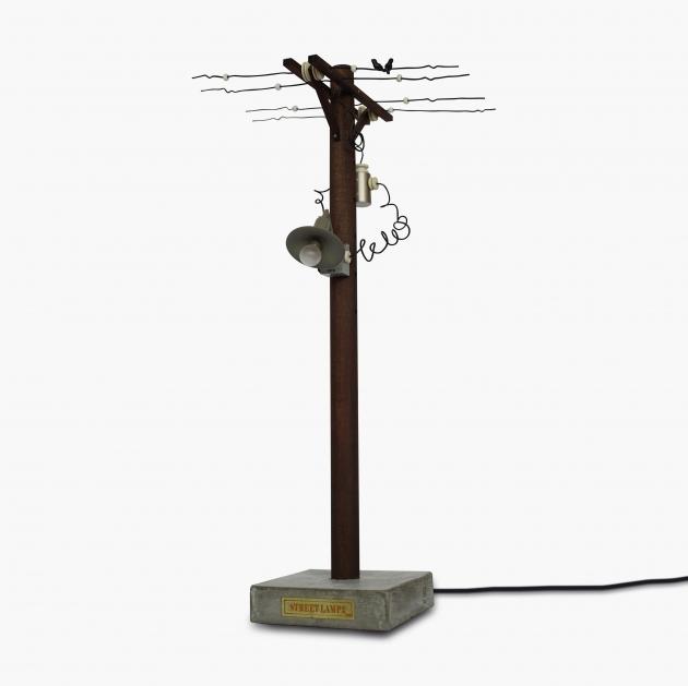 雲海木創 Streetlamp2 早期路燈 (擺飾氣氛燈) 1