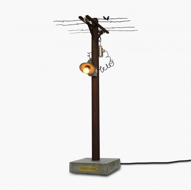 雲海木創 Streetlamp2 早期路燈 (擺飾氣氛燈) 2