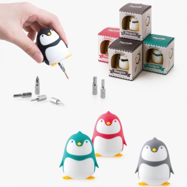 iThinking 企鵝螺絲起子組 基本款 (4色) 5