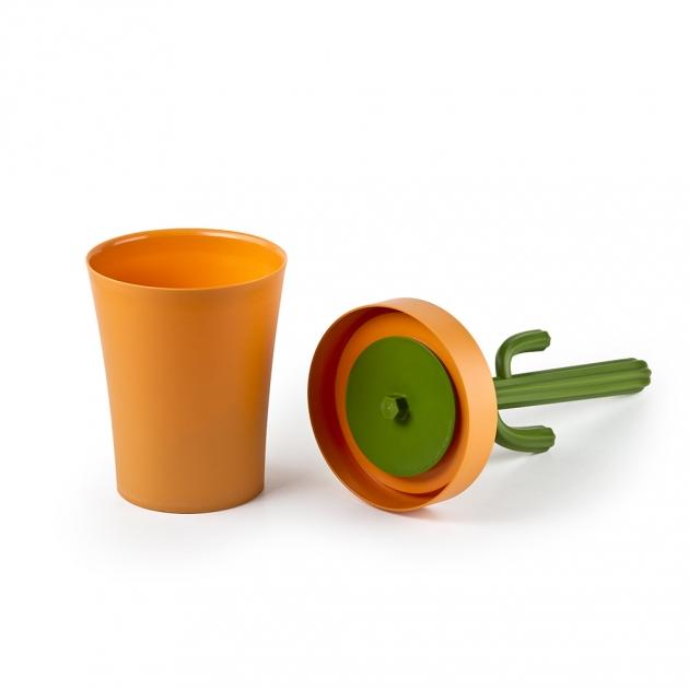 QUALY 仙人掌垃圾桶 (2色) 4