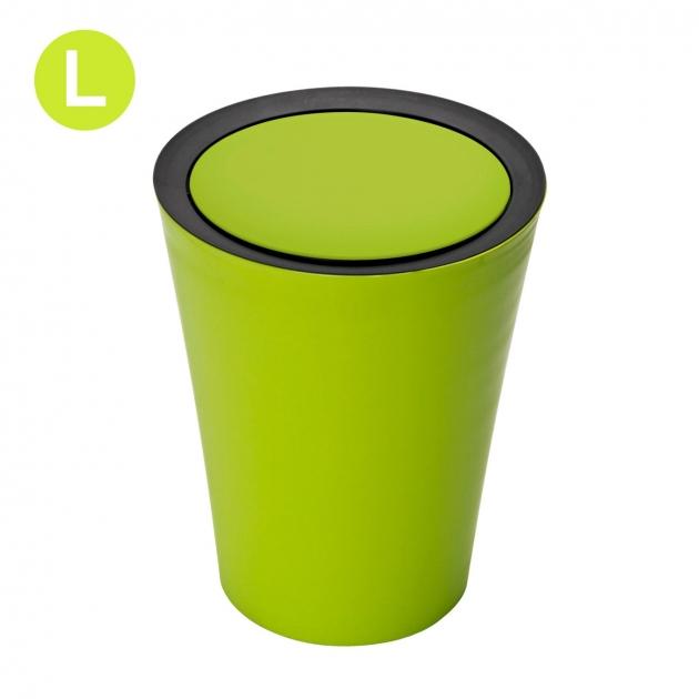 QUALY 樂色筒-圓 (綠筒黑邊) 1