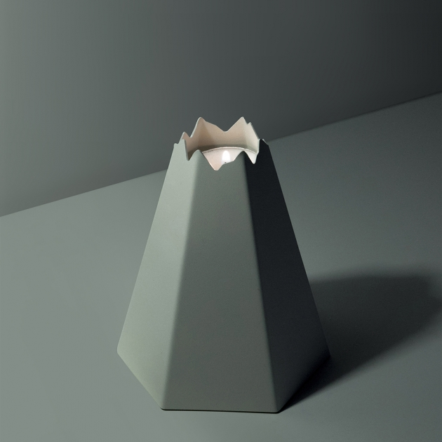 Moreover 生生不熄-燭台/花器 (2色) 8