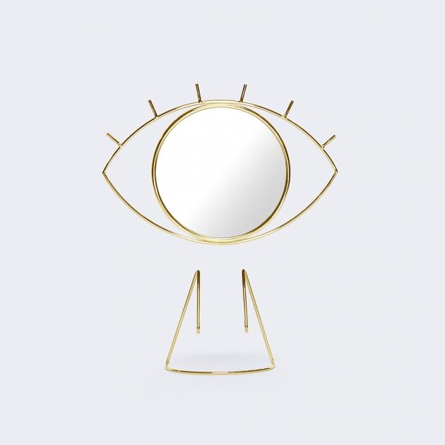 DOIY 魅惑之眼-桌鏡 1