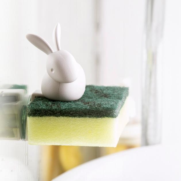 QUALY 草原白兔-海綿架 2