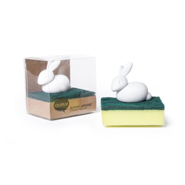 QUALY 草原白兔-海綿架 1