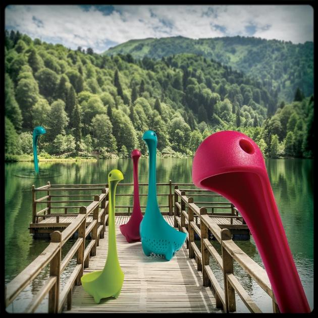 OTOTO 尼斯湖水怪-湯勺組 (2色) 7