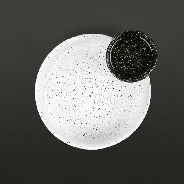 DOIY 日蝕-雙點心碗/盤-M 9