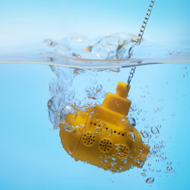 OTOTO 潛水艇泡茶器 3