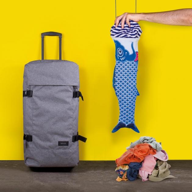 DOIY 鯉魚旗-旅行袋 7